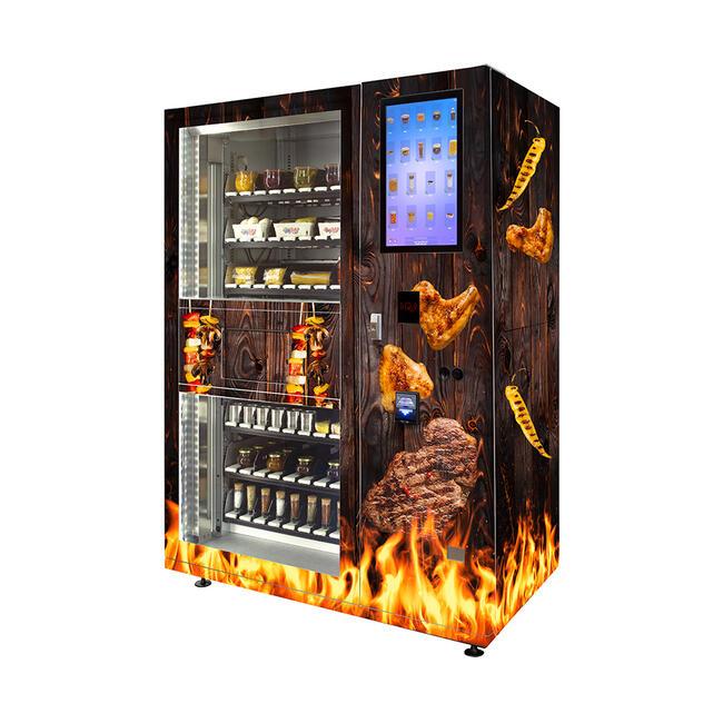 """Vlees- en barbecue automaat """"Lemgo"""""""