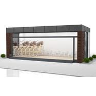 CityHub Fahrräder-Aufladestation